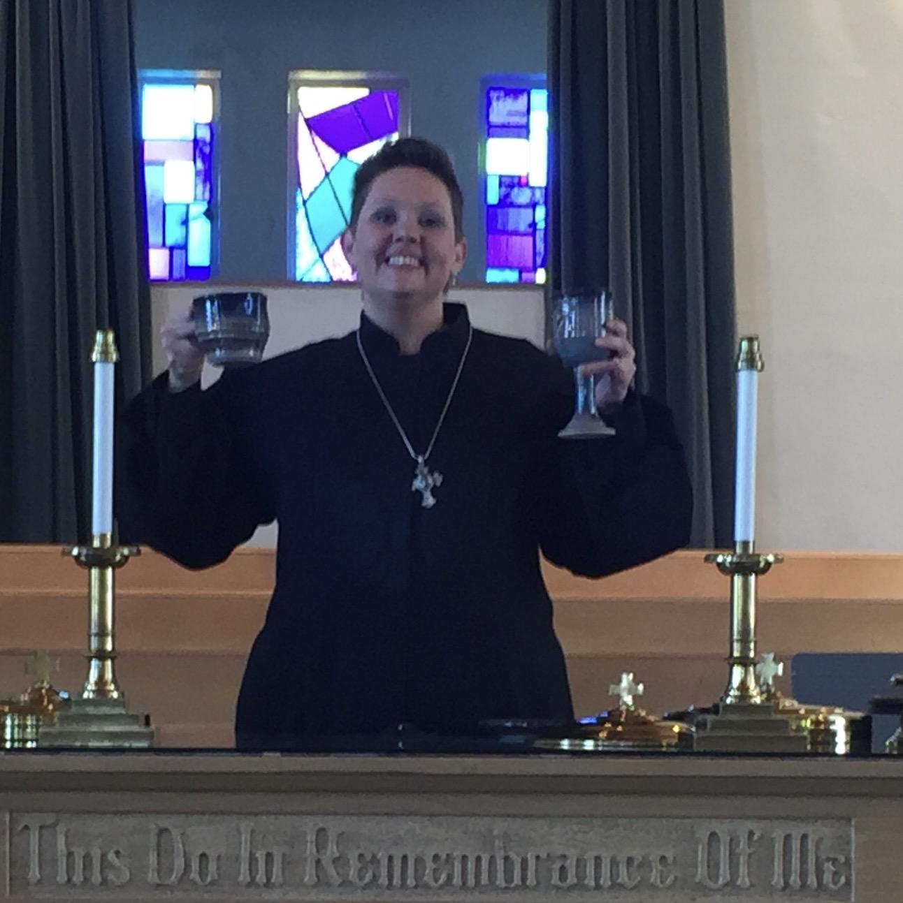 Reverend Karakay Skaggs Kovaly